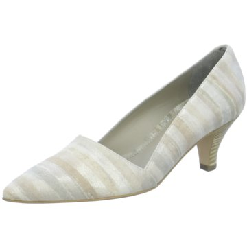 Maripé Modische Pumps beige