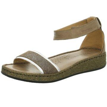Vita Unica Sandale braun