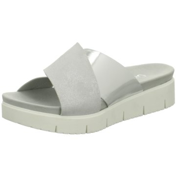 Gabor comfort Keilpantolette weiß