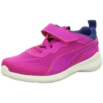 Puma Trainings- und Hallenschuh pink