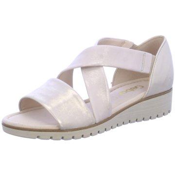 Gabor Komfort Sandale grau