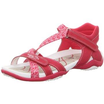 Legero Sandale rot