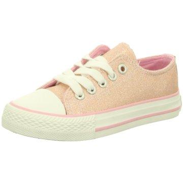 Indigo Sneaker Low coral
