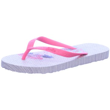 Joules Offene Schuhe pink