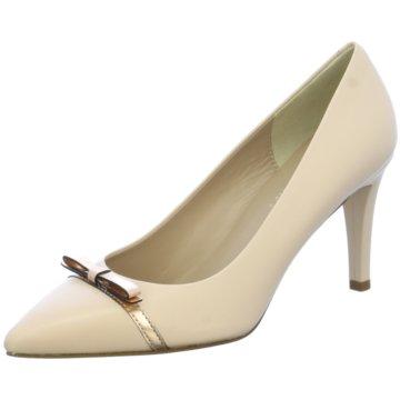 Moda di Fausto Pumps beige