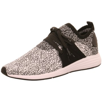 I love Candies Sneaker Low silber