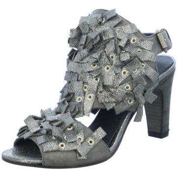 Mimmu Modische Sandaletten grau