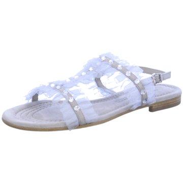 Kennel + Schmenger Modische Sandaletten grau