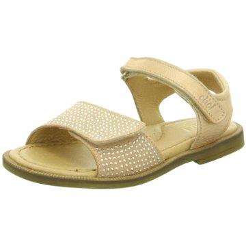 CliC Sandale gold