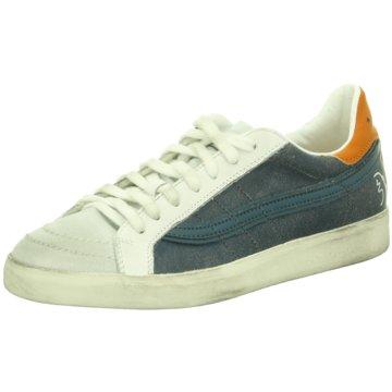 Primabase Sneaker Low blau