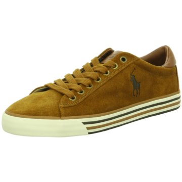Lauren by Ralph Lauren Sneaker Low braun