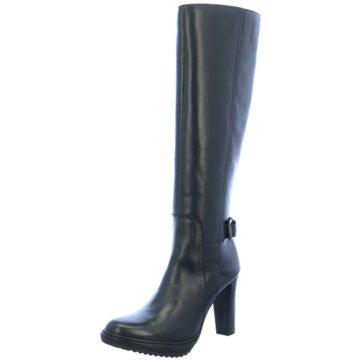 Manas Design Modische Stiefel schwarz
