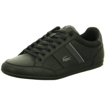 Lacoste Sneaker Sports schwarz