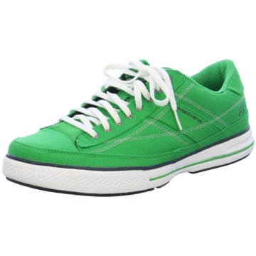 Skechers Klassischer Schnürschuh grün