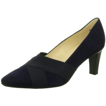 Peter Kaiser Modische Pumps blau