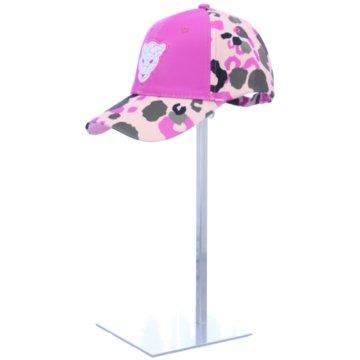 MarcCain Mütze Kinder lila