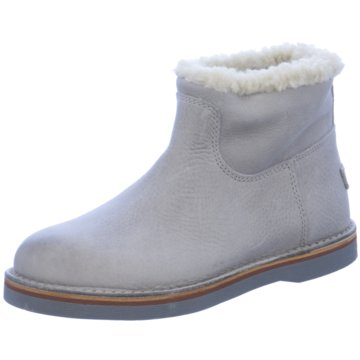 Shabbies Amsterdam Winterboot grau