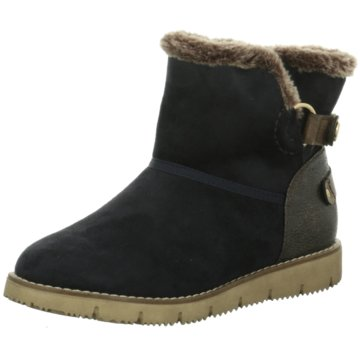 Tom Tailor Winterboot blau