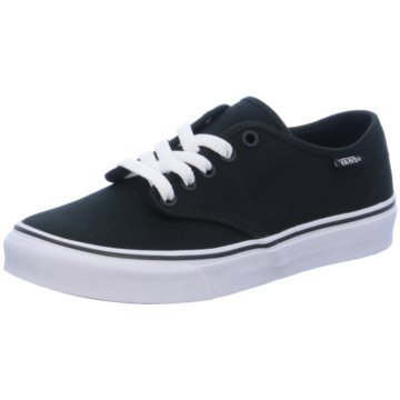 Vans Skaterschuh schwarz