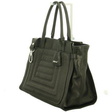Abro Handtasche schwarz