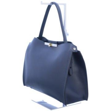 GIANNI CHIARINI Handtasche blau