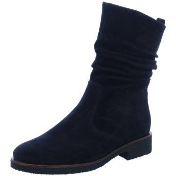 Gabor comfort Klassischer Stiefel blau