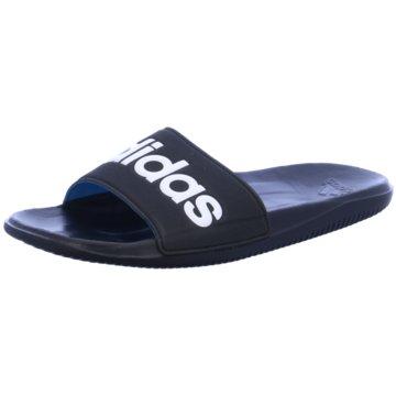 adidas Badelatsche schwarz