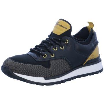 Barracuda Sneaker Low schwarz