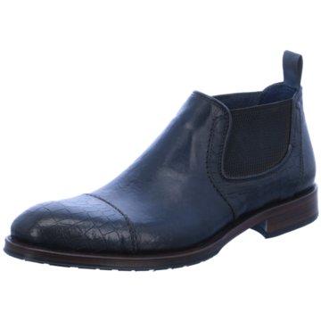 Lorenzi Chelsea Boot blau