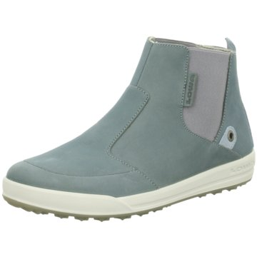 LOWA Chelsea Boot blau
