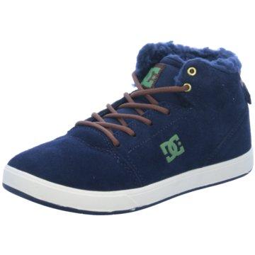 DC Shoes Sneaker High blau