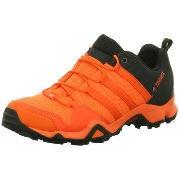 adidas Trekkingschuhe orange