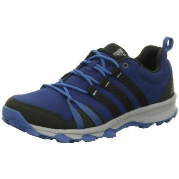 adidas Trekkingschuhe blau