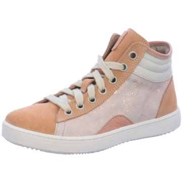 Momino Sneaker High beige