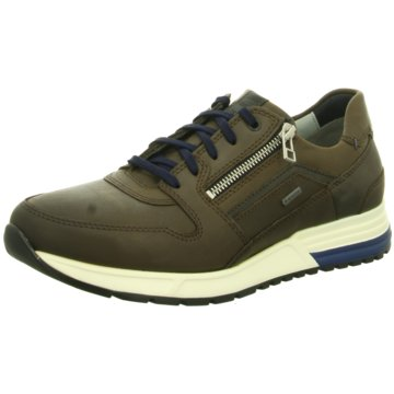 Fretz Men Sneaker Low braun