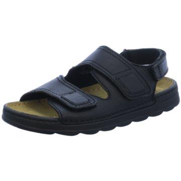 Fretz Men Komfort Schuh schwarz