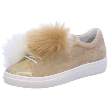 MarcCain Sneaker Low beige