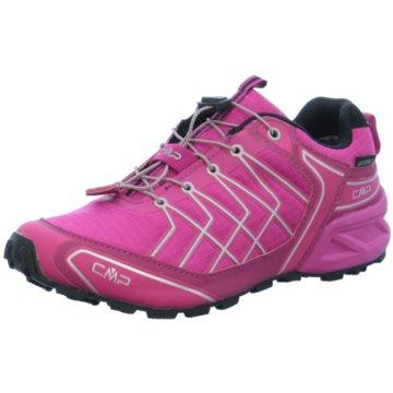 CMP F.lli Campagnolo Hikingschuhe pink