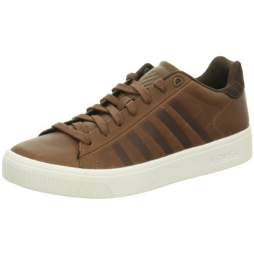 K-Swiss Sneaker Low braun
