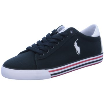 Lauren by Ralph Lauren Sneaker Low schwarz