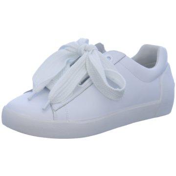 Ash Modische Sneaker weiß