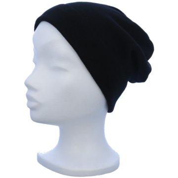 Seiden-Grohn Hüte & Mützen schwarz