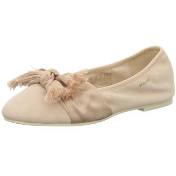 Gant Klassischer Ballerina rosa