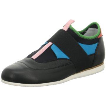 Truman's Sneaker schwarz