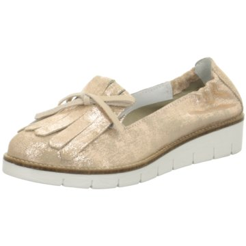 SPM Shoes & Boots Modische Slipper beige