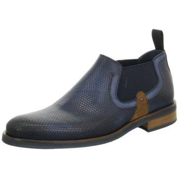Flecs Chelsea Boot blau