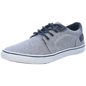 Tom Tailor Sneaker Low grau