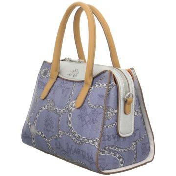 La Martina Taschen blau
