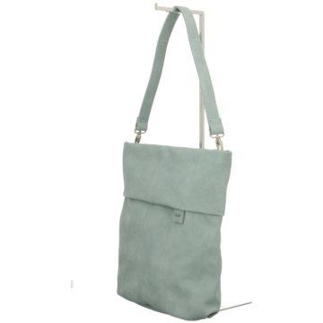 Zwei Taschen grün