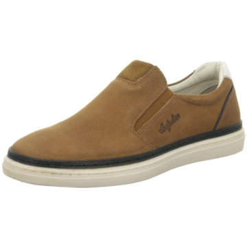 Australian Footwear Klassischer Slipper braun